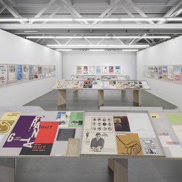 Richard Hollis at ECAL