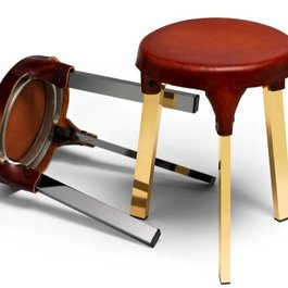 'Bermondsey Stool' by Simon Hasan for Design Museum's Designers in Residence