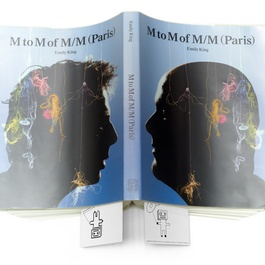 'M to M of M/M (Paris)' by Emily King, designed by GTF, 2012