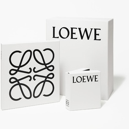 Graphic identity for Loewe by M/M (Paris), 2013-2014
