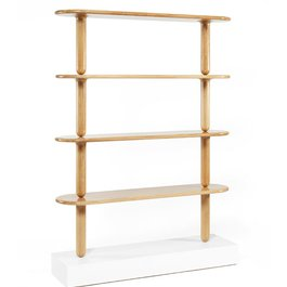 'Podium' Shelf by Nicolas Le Moigne. Photography courtesy HELMRINDERKNECHT Gallery