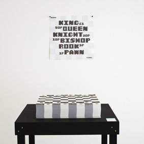 Paper Chess, Studio Frith. 2012. Image by Petr Krejci