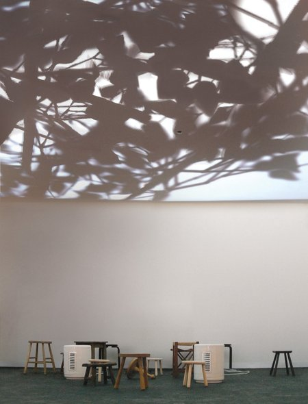 <p>Branches by Simon Heijdens at DesignMiami/Basel 2010. Photography by Simon Heijdens</p>