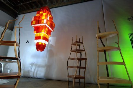 <p>Grandmateria at DesignMiami 2007. Photography by Redeye Productions</p>